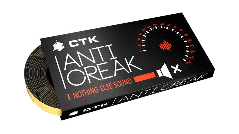 Vật liệu chống ồn CTK Anti-Creak