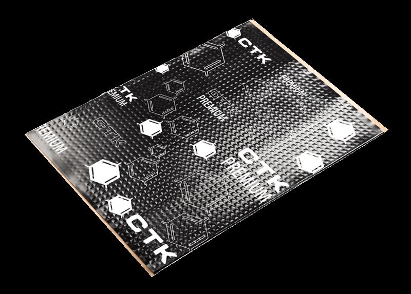 Vật liệu cách âm chống ồn CTK Premium 1.8