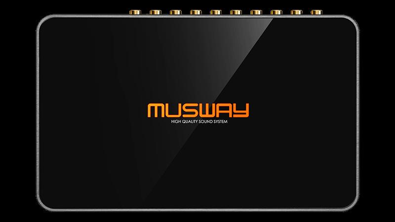 Bộ xử lý tín hiệu DSP Musway Tune 12